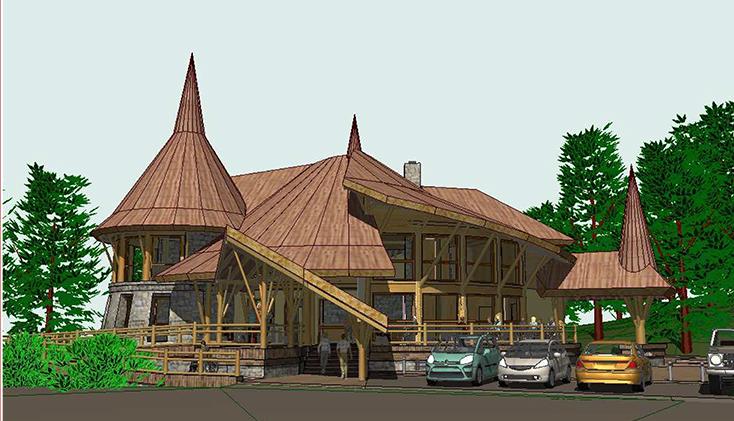 fotó_Így fest majd az új látogatóközpont